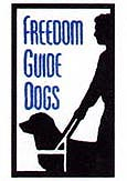 Freedom Guide Dogs LOGO